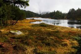Blåmansvatnet - Foto: Svein-Magne Tunli