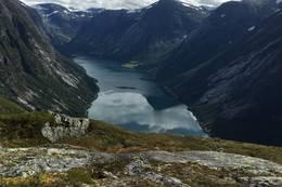 Kjøsnesfjorden - Foto: Anne Cecilie Kapstad