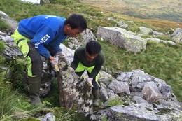 Sherpaarbeid - Foto: Åge Fjellheim Midthun