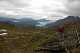 Utsikt fra Breifjellet - Foto: Frank Holdal