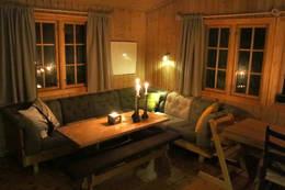 Stua på Velleseter - Foto: Øyvind Hunnes