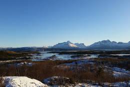 Utsikt mot sør-øst - Foto: Kjell Fredriksen