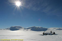Grindaflethytta - Foto: Svein Ulvund
