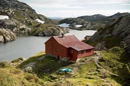Høgabu -  Foto: Frikk H. Fossdal