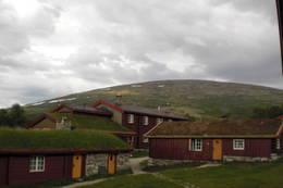 Bjørnhollia i Rondane. - Foto: Ingvild Eskeland