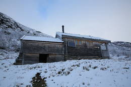 BT-hytten - Foto: André Marton Pedersen