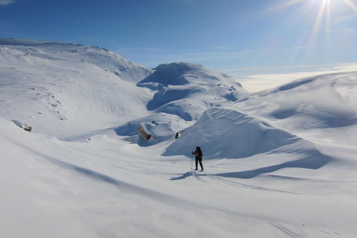 Vintereventyr på Høgabu.