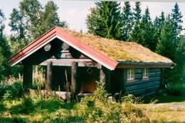 Tømtehytta (store)  -  Foto: DNT Oslo og Omegn