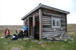 Vannfjordhytta sommer 2011 - Foto: Helle Andresen