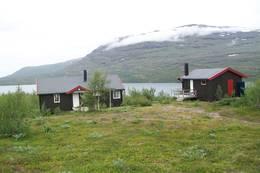 5. august 2012,Altevasshytta i indre Troms. -  Foto: Olaug Åse