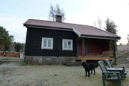 Ravnsjøhytta - Foto: Evy K. Skulstad