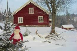 Svarvestolen desember 2010. - Foto: Tom Helgesen