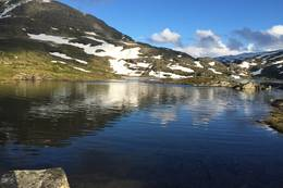 Lake at Mosdalsbu - Foto: Kevin Callens