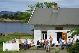 Langøyene - Foto: Harald Schiøtz