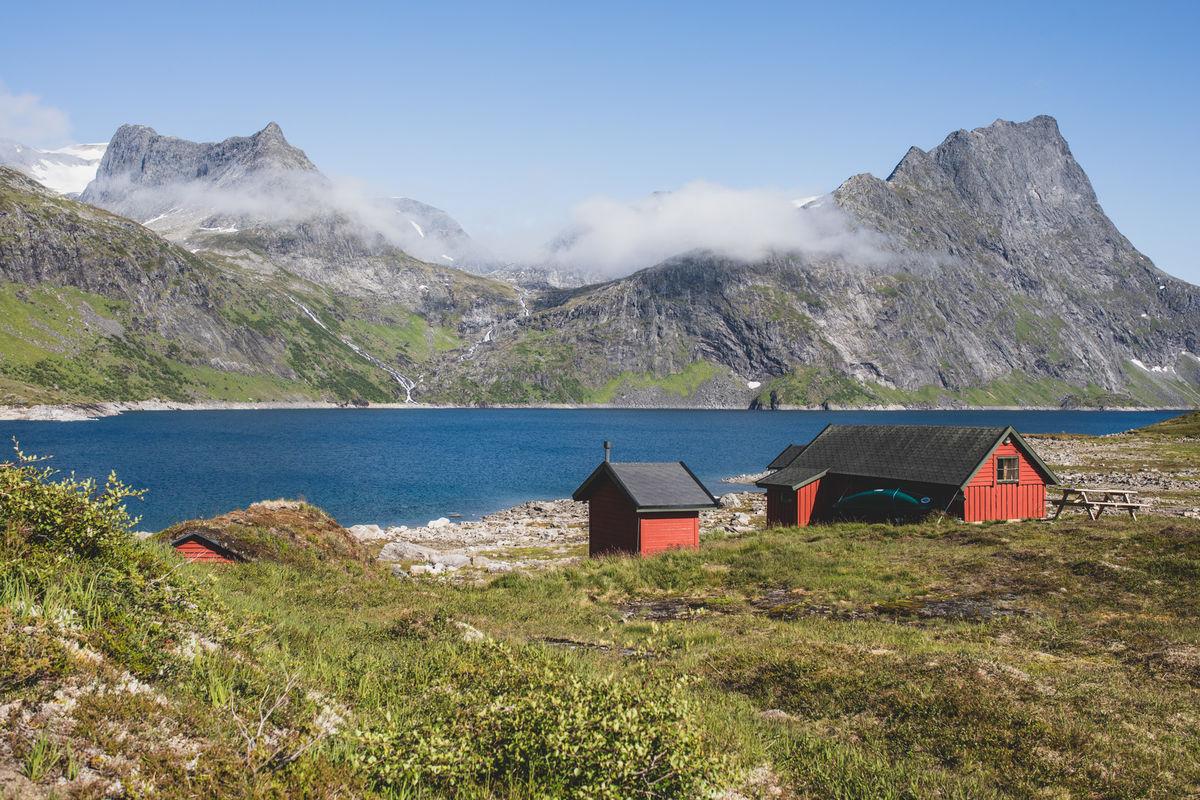 Tyssenaustet er et ombygd naust på nordvestsida av Tyssevatnet ovenfor Bjørke i Hjørundfjorden.
