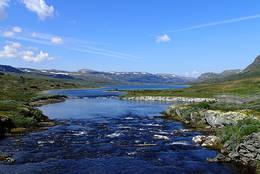 Utsikt mot Torolmen -  Foto: Ottar Uthaug