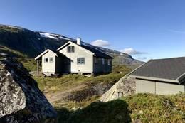 Longevasshytta - Foto: Atle Holsen, Indre Sunnfjord Turlag