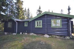 Jørgenhytta på Krokskogen - Foto: Johan Fegri