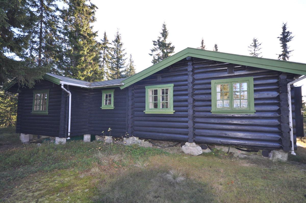 Jørgenhytta på Krokskogen