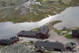 Rondvassbu i Rondane  - Foto: Ingvild Eskeland