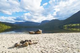Dalen innover mot 7.vatnet er flott - Foto: Kjell Fredriksen