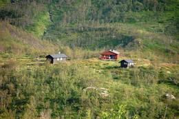 Berdalsbu -  Foto: Tor Berg