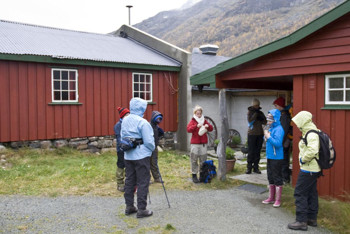 Østerbø turisthytte