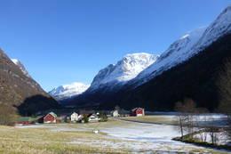 Skjåstaddalen -  Foto: Bodil Dybevoll