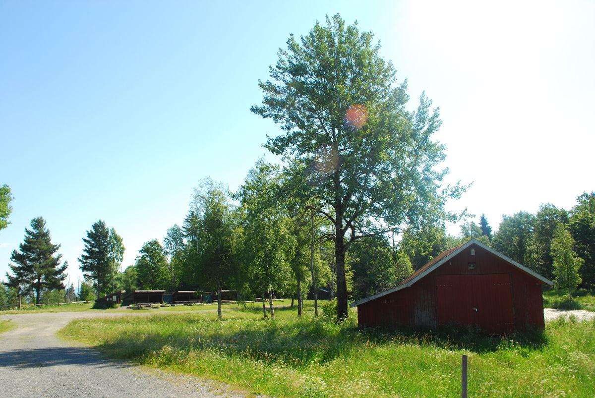 Nedre Gupu er et anlegg som egner seg godt til grupper, og brukes til kurs, barneaktiviteter etc.