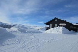 Storestølen fjellstue - Foto:
