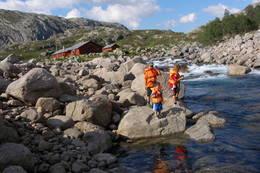 Fisketur til Nilsebu -  Foto: Per Karlsen