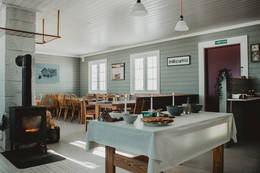 Kafeteria - Foto: Thomas Sagvik