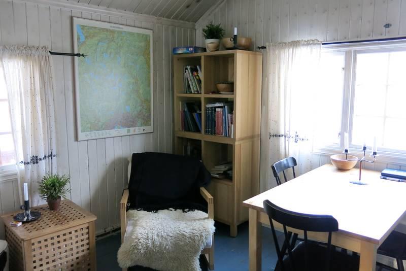 Stua i Tømtehytta (Lille)