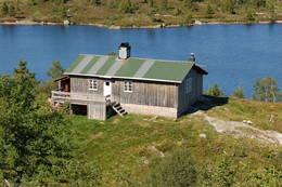Mjåvasshytta - Foto: Walter Pedersen