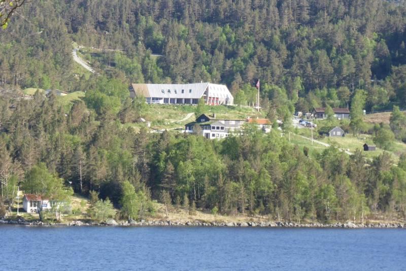 Preikestolen fjellstue og Preikestolhytta