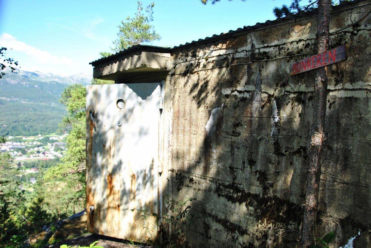 Bunkeren