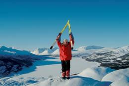 Gjevilvasshytta som startpunkt for skiopplevelser for livet. - Foto: Anne Jørgensen Bruland