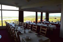 Restaurant med utsikt - Foto: Jan Gunnar Bjørke
