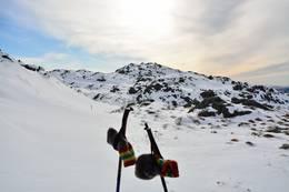 Toppen i sikte - Foto: Roald Årvik