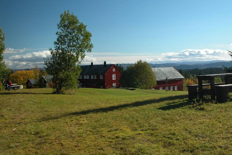 Rønningen i Leinstrandmarka. Foto: