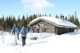 Øvre Fjellstul - Foto: Mette Martinsen, KOT
