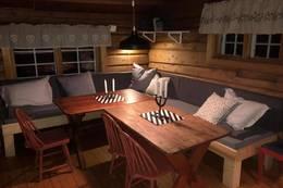 Kjøkken inkl to sengebrisker -  Foto: Jan Johnsrud