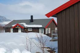 Altevasshytta - Foto: Mari Kolbjørnsrud