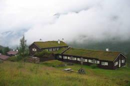 Trolsk stemning ved Skogadalsbøen  - Foto: Fredrik Högberg