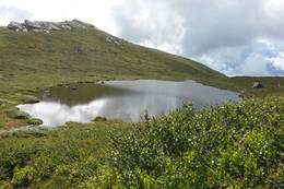 Toppen av Drotninggutunatten - Foto: Britt Helene Fossøy