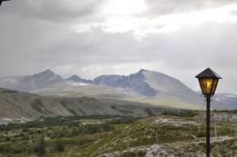 Sommer ved Øvre Dørålseter - Foto: Kari Merete Horne