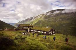 Skogadalsbøen - Foto: Marius Nergård Pettersen
