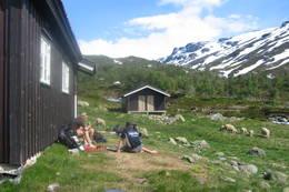 Middalsbu - Foto: DNT Oslo og Omegn
