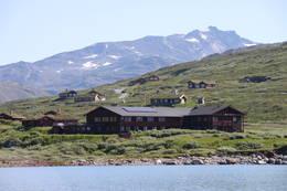 Tyinholmen Høyfjellstuer  - Foto: Øystein Opdal/Tyinholmen Høyfjellstuer