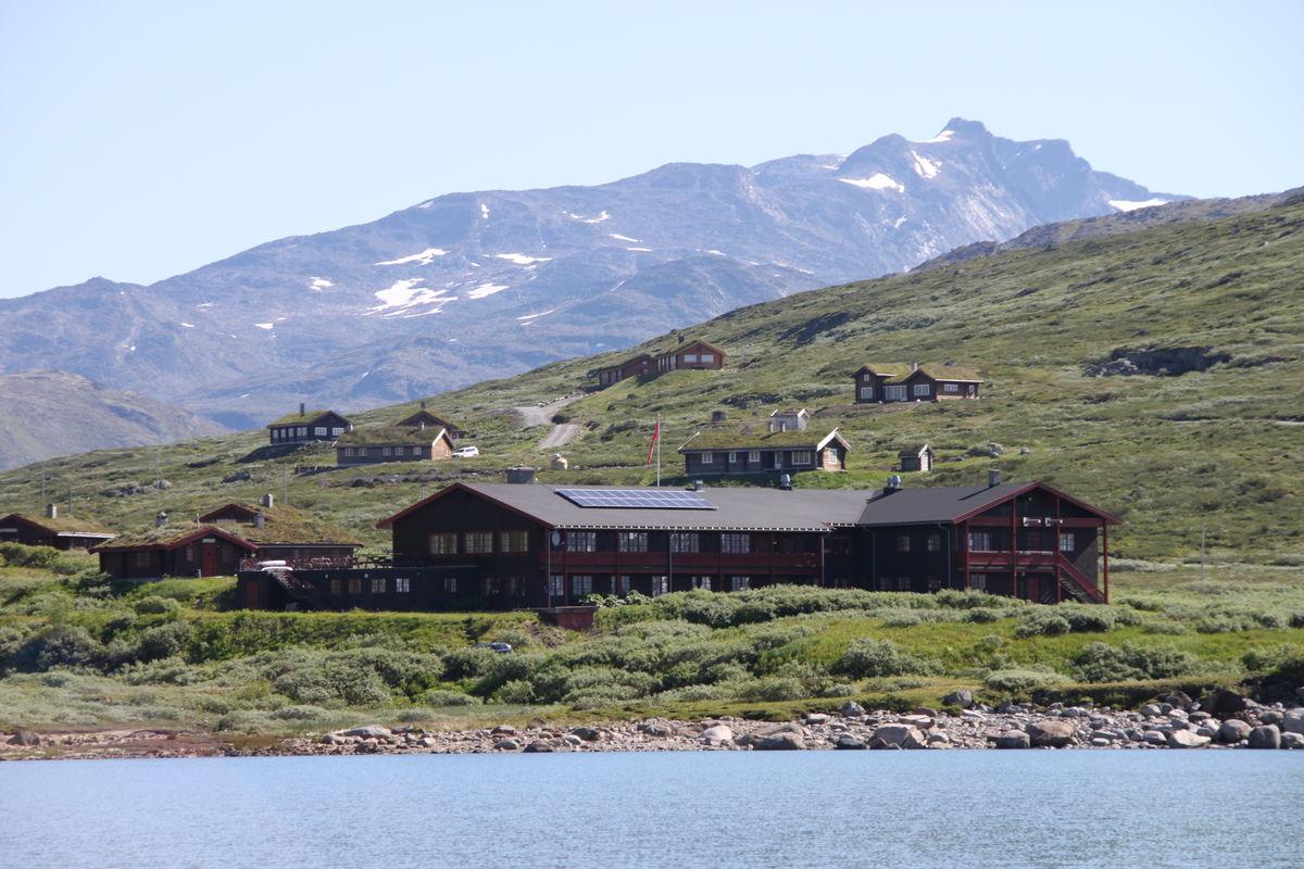Tyinholmen Høyfjellstuer